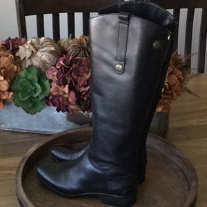 Sam Edelman Black Penny Boots size 8.5M